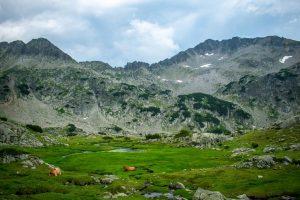 От Каменица към Тевно езеро
