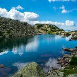 Долно Газейско езеро