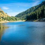 Сухото езеро, Рила