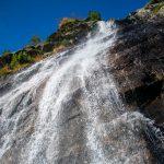 Водопадът над Сухото езеро