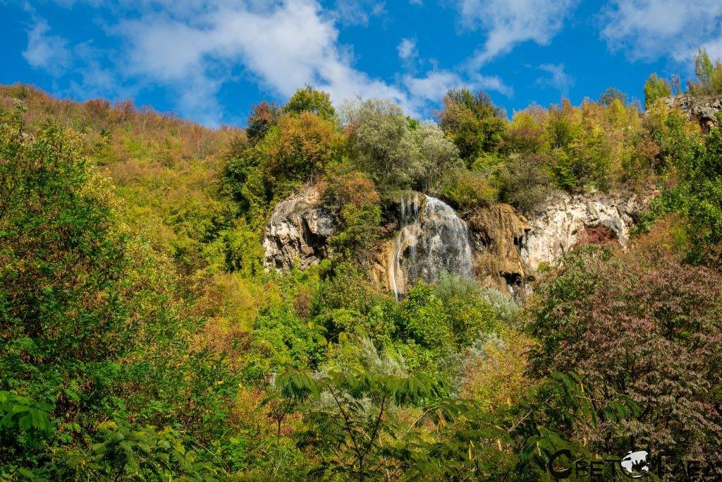 Гложенски водопад
