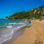 Плаж Глифада, остров Корфу