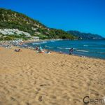 Плаж Пелекас, остров Корфу