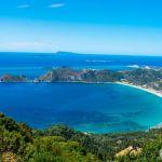 Плаж Агиос Георгиос, остров Корфу