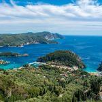 Палокастрица, остров Корфу