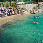 Плаж Нисаки, остров Корфу