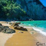 Плаж Агиос Гордиос, остров Корфу