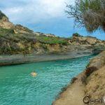 Каналът на любовта, Сидари, остров Корфу