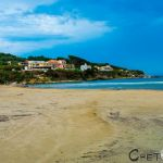 Плаж Агиос Стефанос, остров Корфу